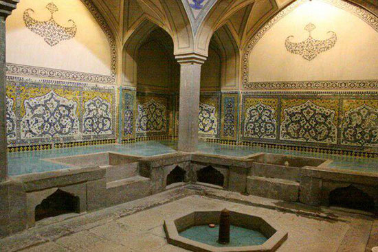 راهنمای بازدید از حمام علی قلی آقا در اصفهان