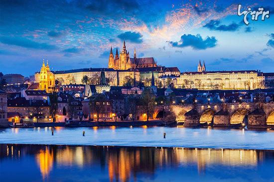 ده جاذبه برتر توریستی پراگ در سال 2017