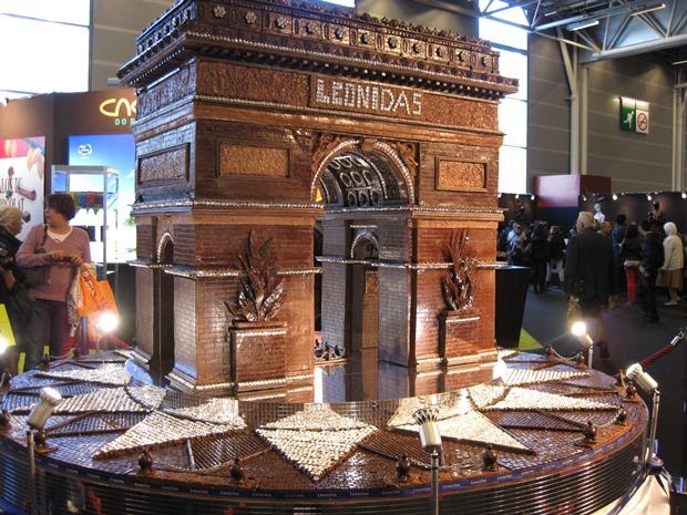 جشنواره سالن شکلاتی