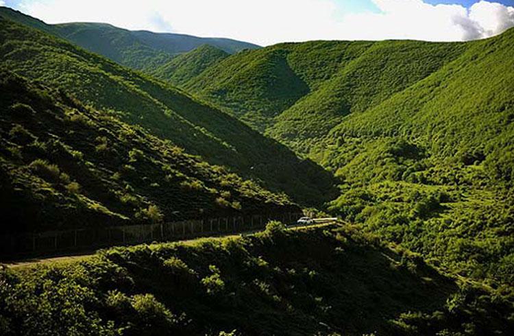 جنگلهای ارسباران