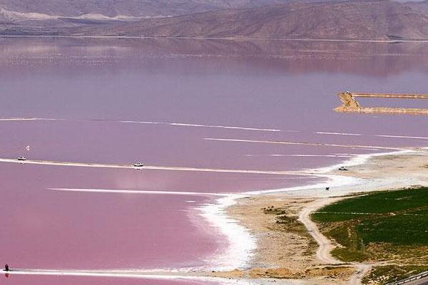 maharloo-lake