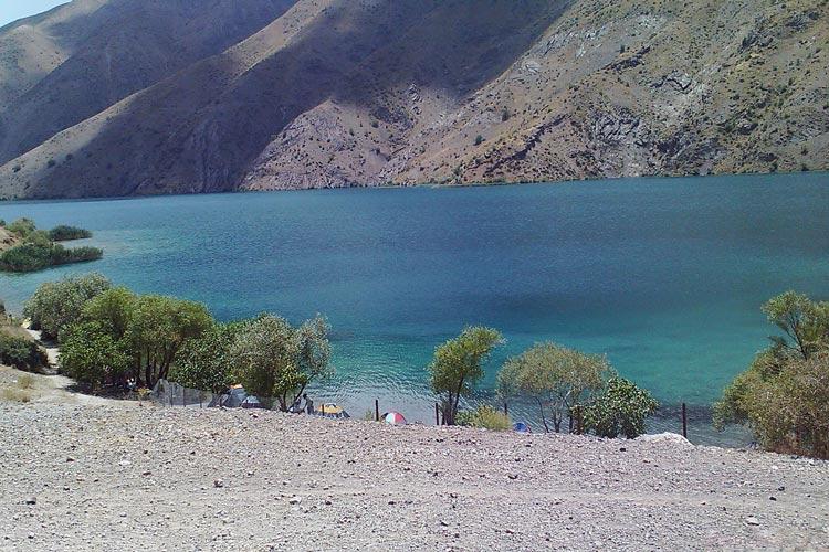 دریاچه گهر درود