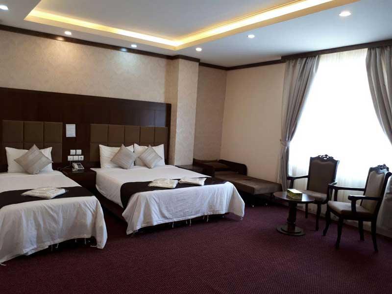 هتل الوند ۱ قشم