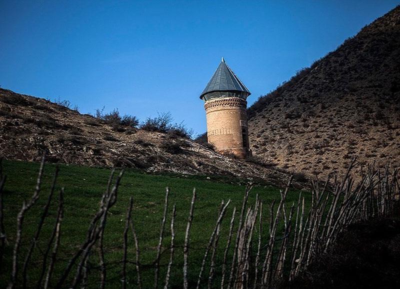 برج رسکت مازندران