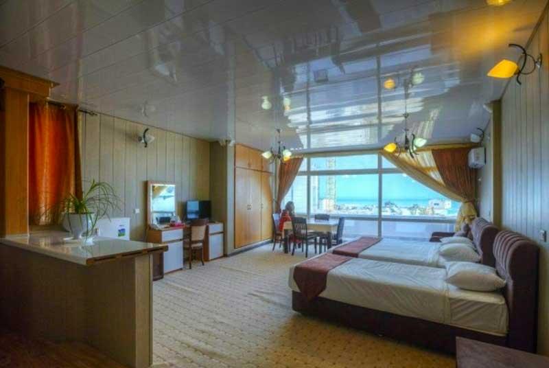 هتل ژئوپارک قشم