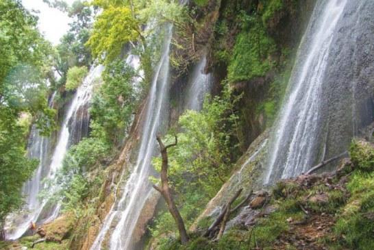 آبشار زرد لیمه؛ مقصدی بینظیر برای ماجراجویان