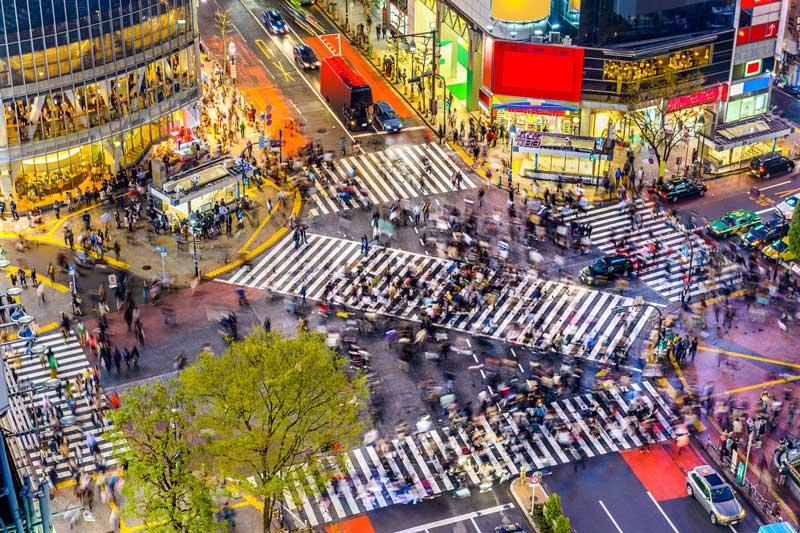صرفه جویی در هزینه های سفر به توکیو