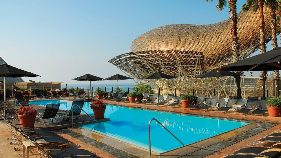 بهترین استخرهای هتل در جهان