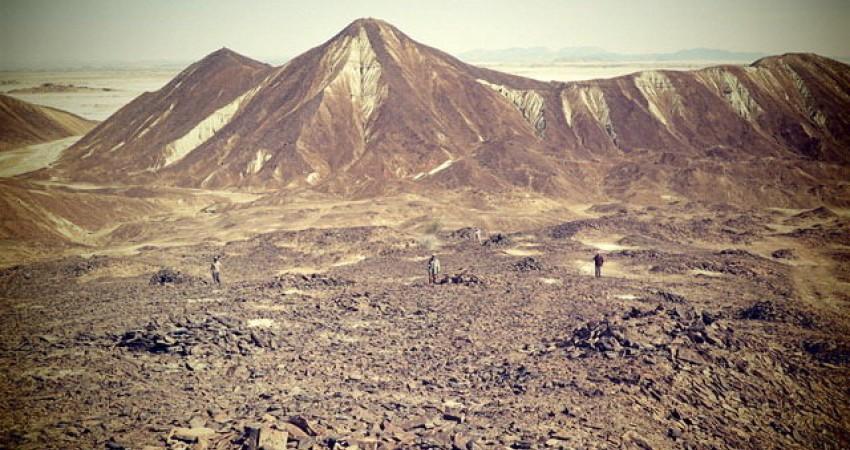 محوطه باستانی دمب کوه