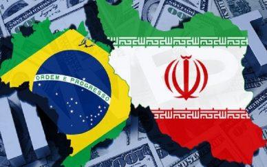 خط هوایی گردشگری برزیل به ایران