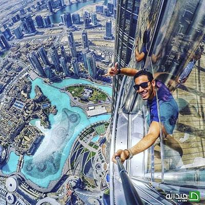 معروف ترین مکان های دیدنی دنیا برای سلفی گرفتن!