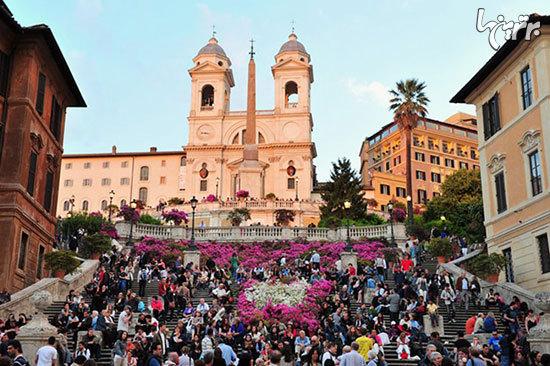 جاهای دیدنی رم