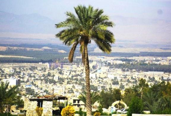 جهرم؛ شهر نخل فارس