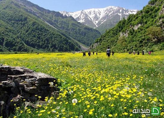 گردشگری در ایران، سفر به ۷ دره سرسبز و دیدنی!