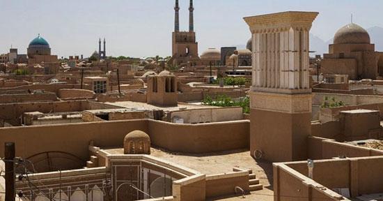 سری به محله زرتشیان در یزد بزنیم