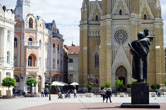 پناه به صربستان برای گردشگری