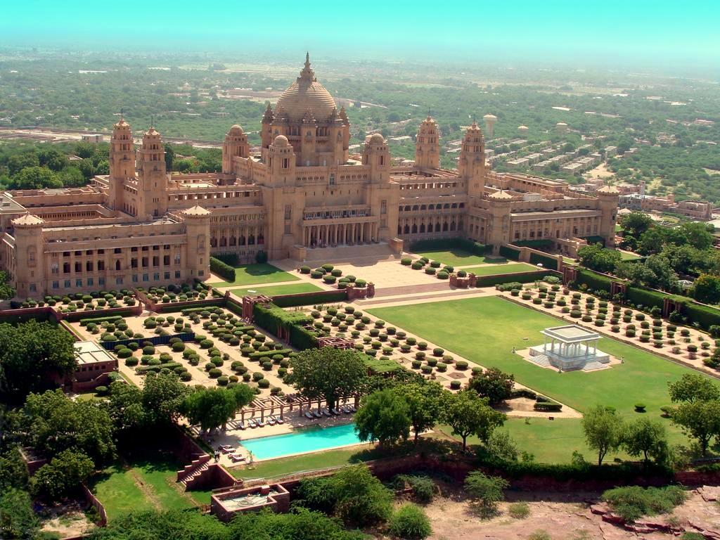 هتل Umaid Bhawan Palace