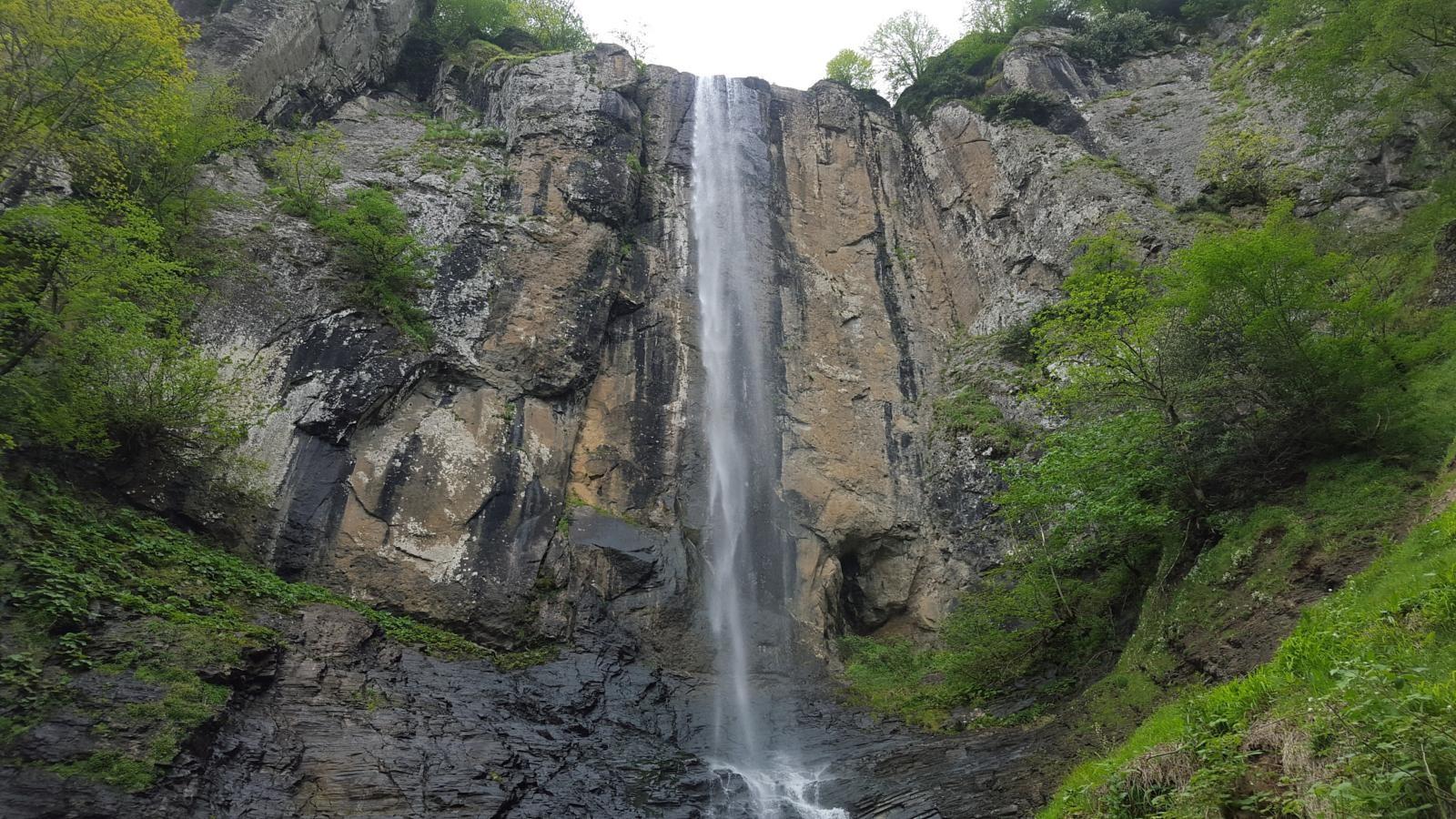 مرتفع ترین آبشار گیلان