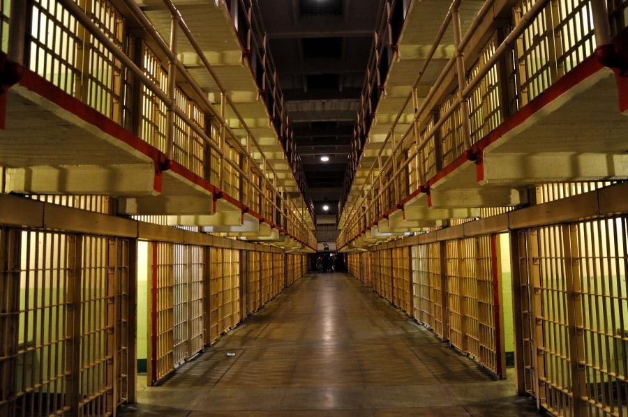زندان مخوف آلکاتراز