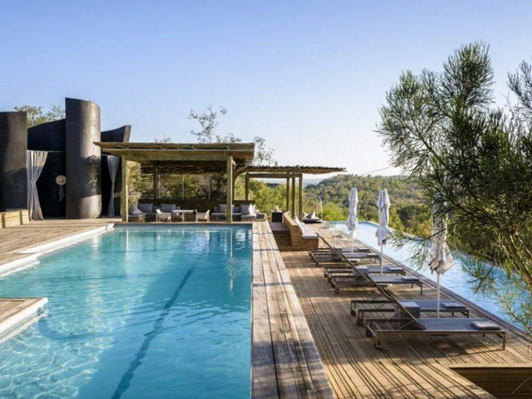 سنجیت لبومبو Lodge، پارک ملی کروگر، آفریقای جنوبی