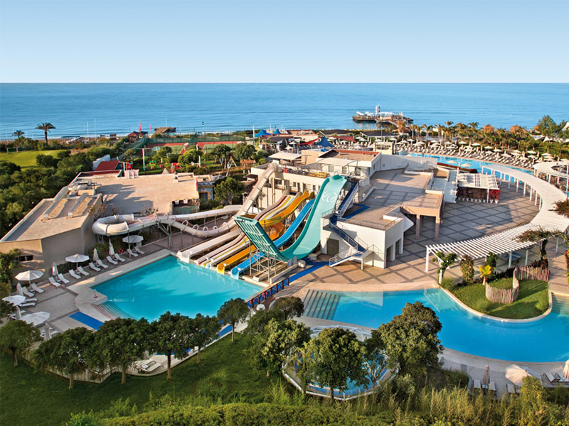 هتل و تفریحگاه کیفت الا-بلک آنتالیا