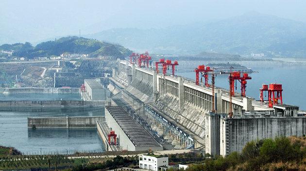 برترین جاذبه های گردشگری چین سد سه دهانه