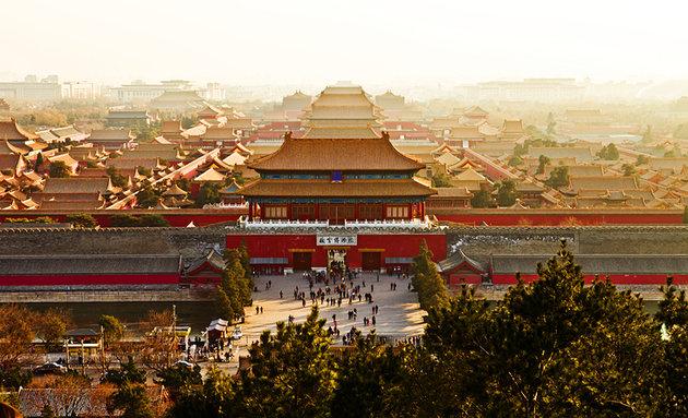 برترین جاذبه های گردشگری چین کاخ ممنوعه