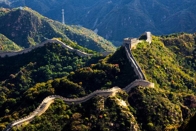 برترین جاذبه های گردشگری چین دیوار چین