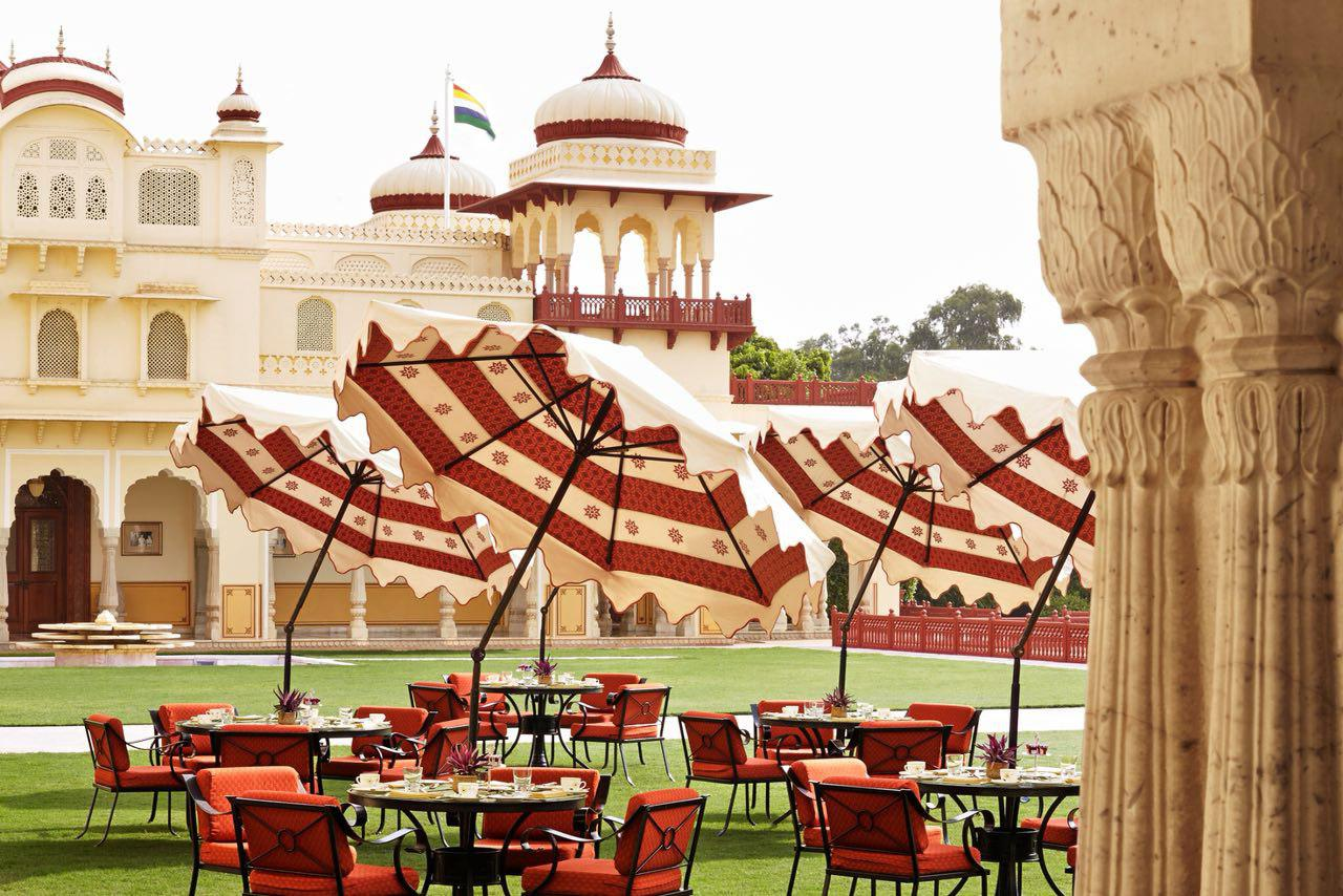 هتل Rambagh Palace