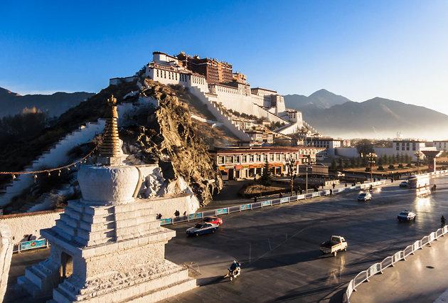 برترین جاذبه های گردشگری چین پوتالا