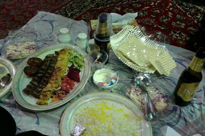 رستوران پارسیان اراک