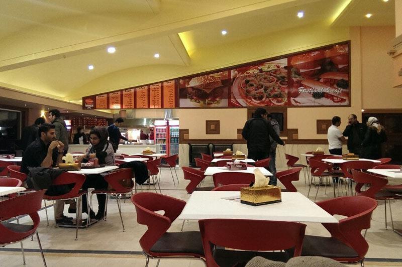 رستوران کارن اراک