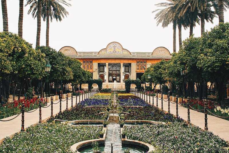 باغ نارنجستان قوام