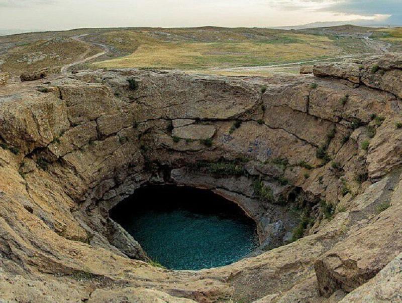 چشمه گراب مشهد