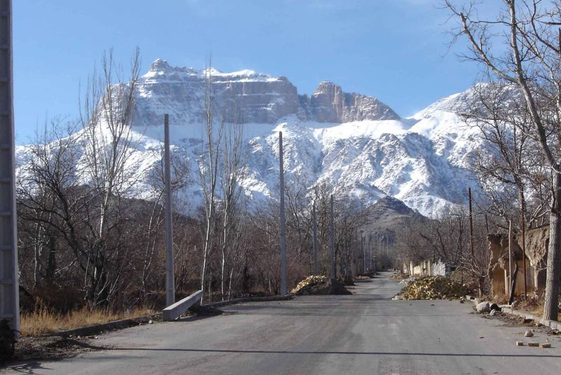 روستای طرزجان