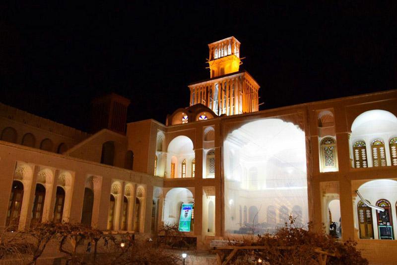 خانه تاریخی ابرکوه یزد