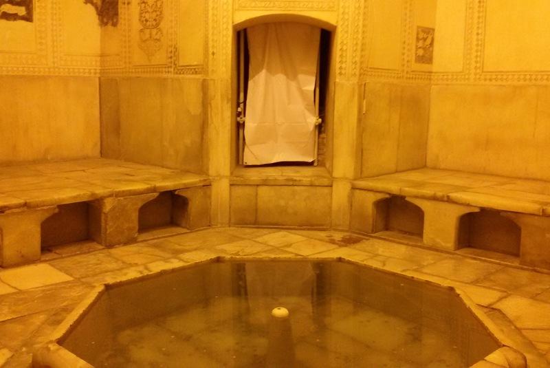 حمام ارگ کریم خان