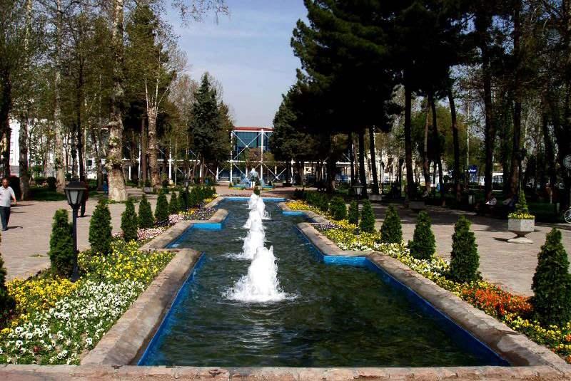 باغ ملی شیراز