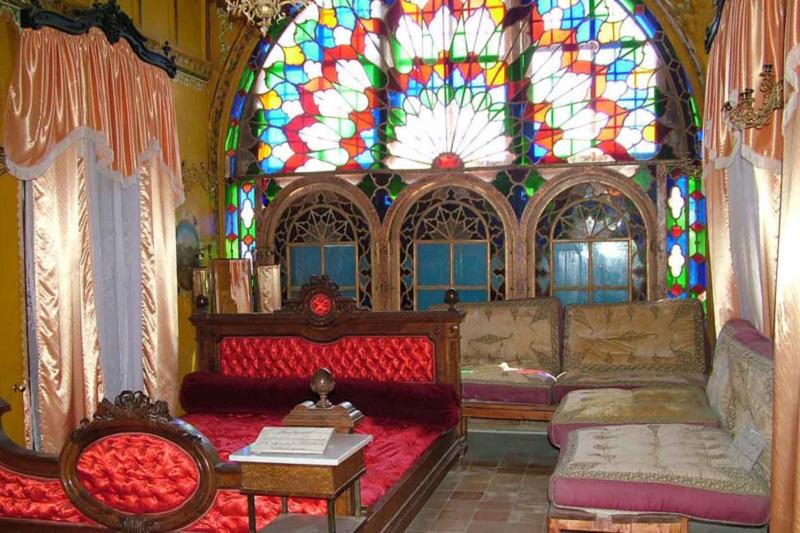 کاخ موزه باغچه جوق ماکو