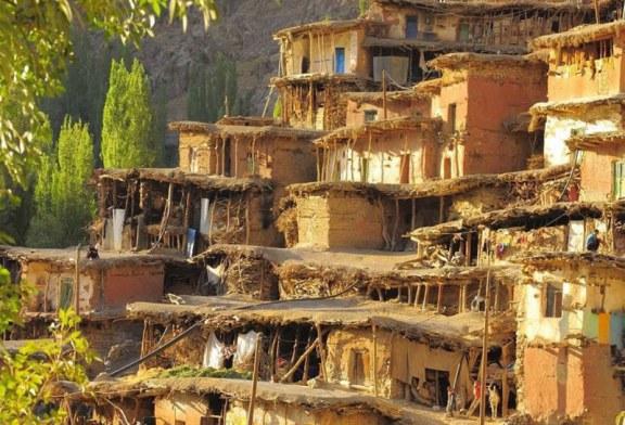 روستای سرآقاسید: نگین فوقالعاده معماری پلکانی زاگرس