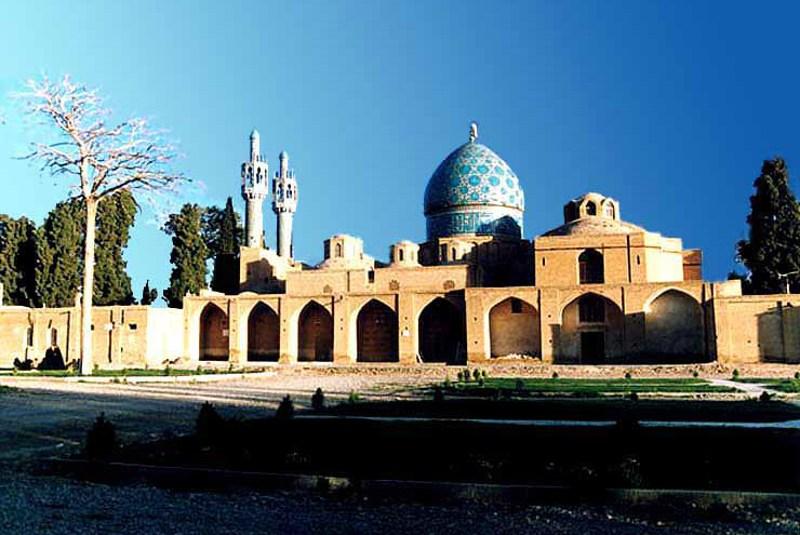 مسجد شاه ولی تفت