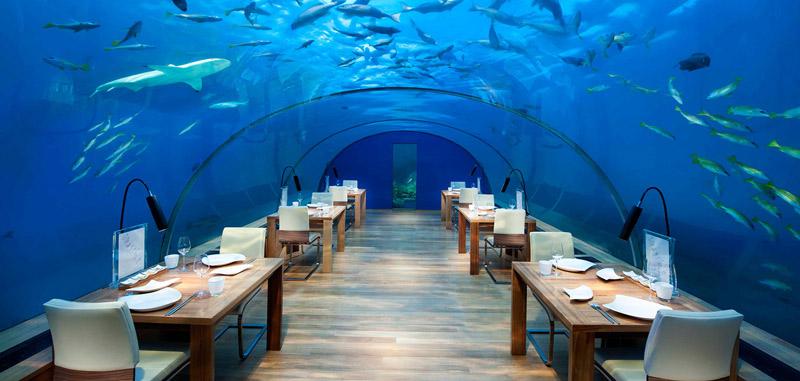رستوران زیردریایی