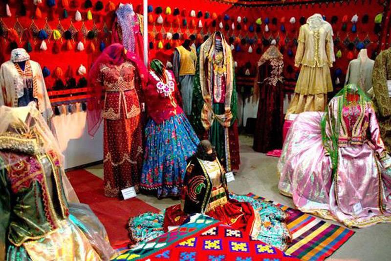 موزه لباس خانه صالحی