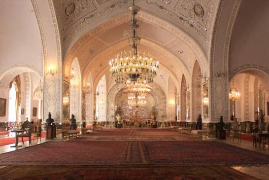 موزه مردم شناسی کاخ گلستان، لمس جدید هنر و معماری