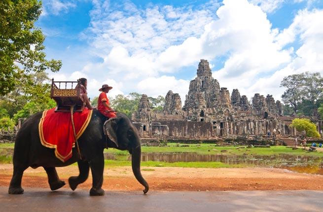 خرابه های شگفت انگیز و دیدنی در سراسر دنیا,انگکور وات-angkor-wat-cambodia