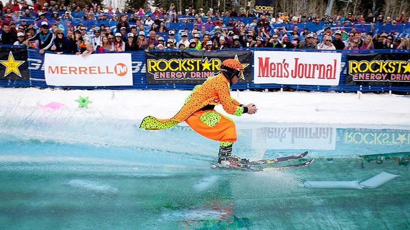 مسابقه جهانی پوند اسکیمینگ