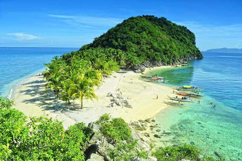 ساحل ایسلا د گیگانتس، فیلیپین