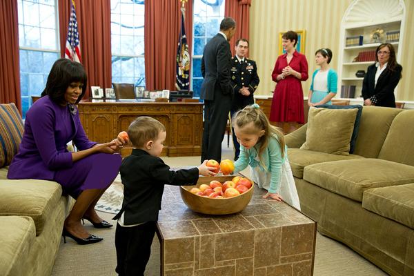 پایان کار در کاخ سفید