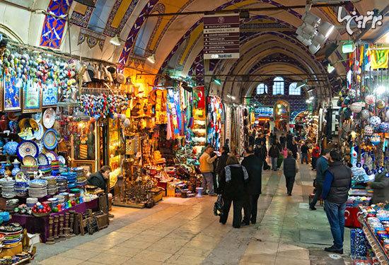 برترین جاذبه های گردشگری استانبول