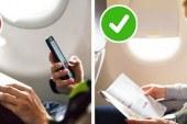 توصیههایی برای داشتن خوابی راحت در هواپیما